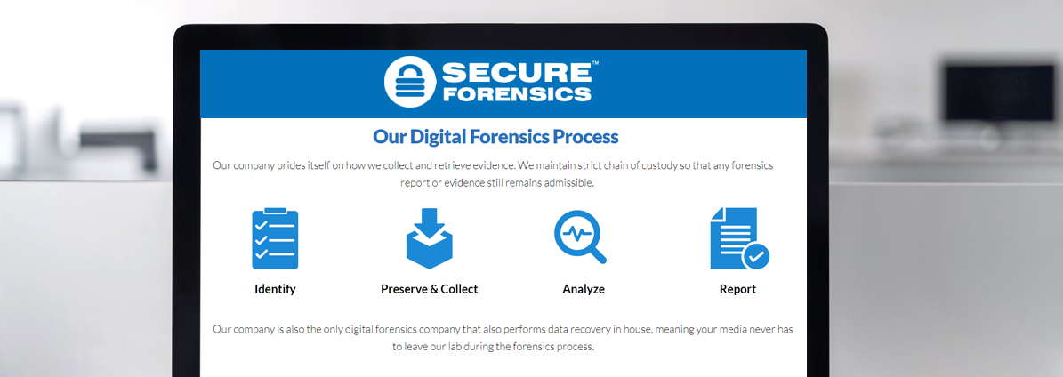 Digital Forensics Process