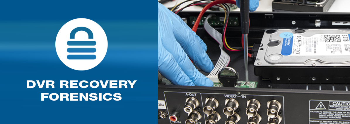 DVR Recovery Forensics