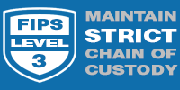 FIPS Level 3 Chain of Custody Practices