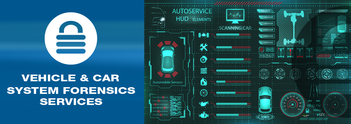 Vehicle and Car System Forensics