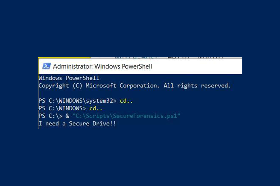 Microsoft Powershell Can Help Stop Unwanted Script from Running