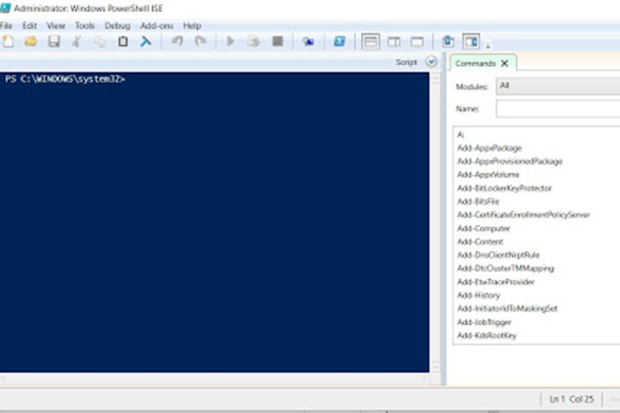 PowerShell Guide For Using PowerShell ISE | Post 3