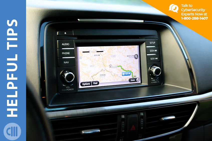 How to Delete Information in Car's Infotainment System