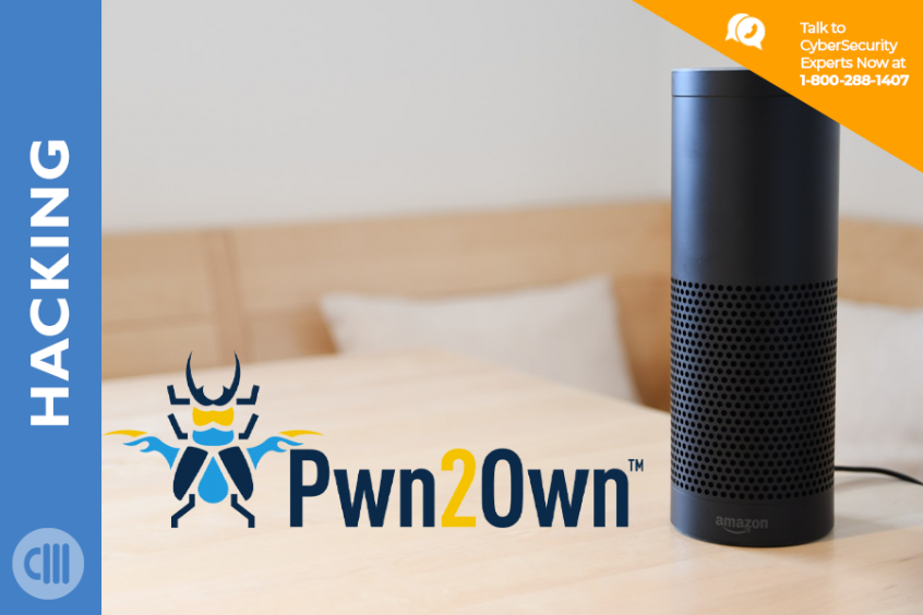 Pwn2Own Contest Amazon Echo Hacked